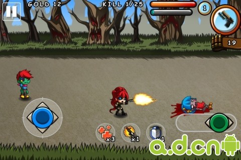 玩免費動作APP|下載怪物僵尸2  修改版 Monster Zombie2 Premium app不用錢|硬是要APP