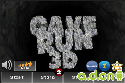 洞穴探险 Cave Run 3D