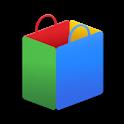 谷歌购物_图标