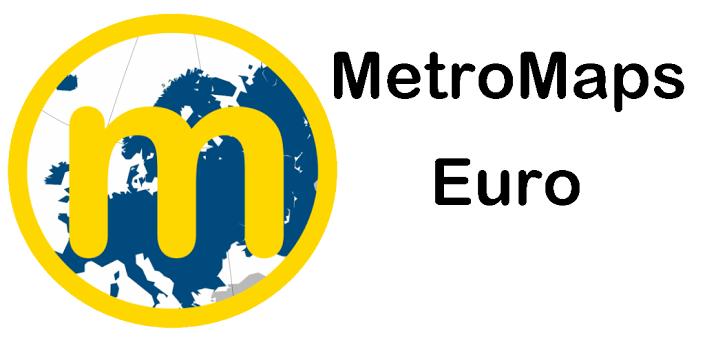 欧洲地铁地图