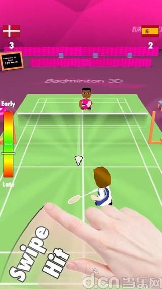 羽毛球 Badminton