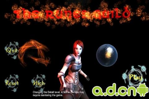 玩角色扮演App|符文公会-创始者 The Runes Guild - Beginning免費|APP試玩
