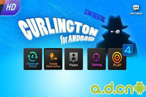 冰壶球高清版 Curlington HD