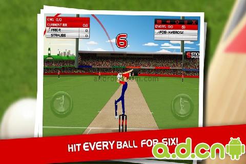 板球 Stick Cricket