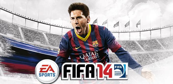 FIFA 14 破解版(含数据包) 1.2.9_FIFA 14 破解