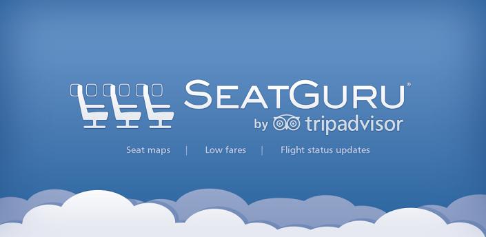 飞机的座位分布图