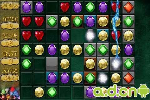 神秘寶石 Jewel Quest v1.19-Android益智休闲類遊戲下載
