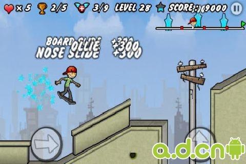 滑板少年 Skater Boy