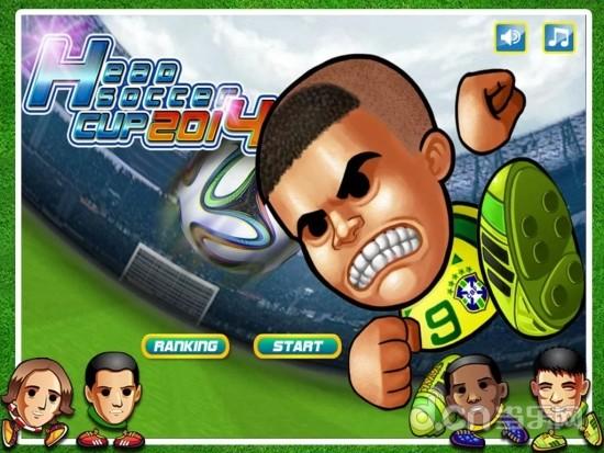 Head Soccer Cup 大头足球世界杯