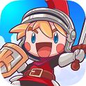 步步前行勇者 汉化版  角色扮演 App LOGO-硬是要APP