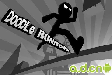 火柴人跳跃 Doodle Runner