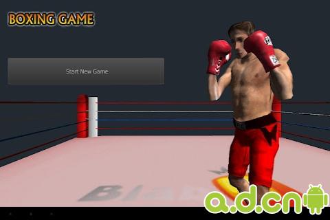搏击游戏 Boxing Game