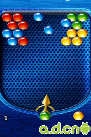 口袋泡泡龍 Pocket bubbles v11.2-Android益智休闲類遊戲下載
