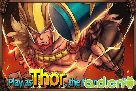 托尔:雷电之神 Thor: Lord of Storms