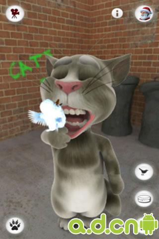 会说话的汤姆猫完整版(含数据包)_截图