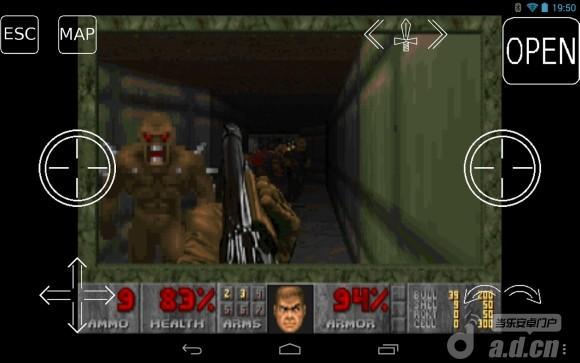 Original DOOM v1.0.3-Android射击游戏類遊戲下載
