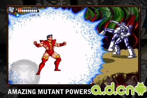 复古风:X-战警 X-Men