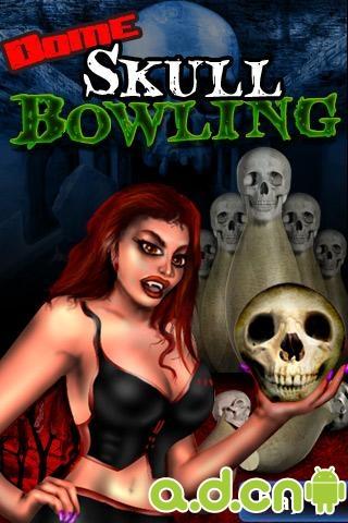 骷髅保龄球 Dome Skull Bowling
