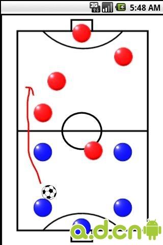 足球战术板 TacticsBoad