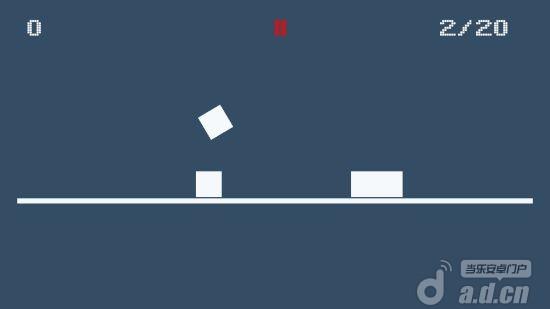 箱子跳跃 BoxJump