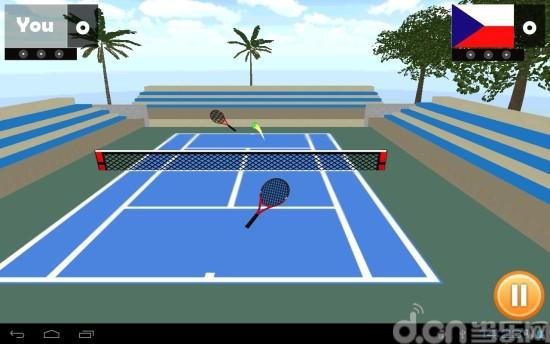 网球3D Tennis 3D