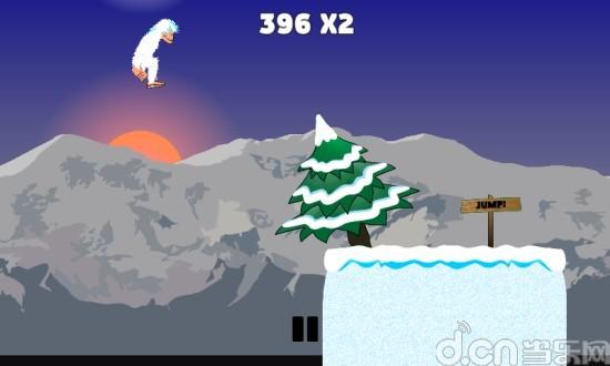 玩免費動作APP|下載雪人狂奔 Yeti Run app不用錢|硬是要APP