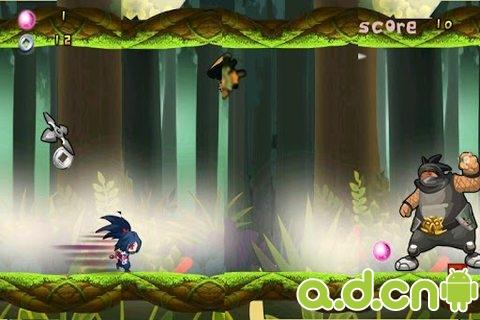 玩免費動作APP|下載忍者跑酷 Ninja_game app不用錢|硬是要APP