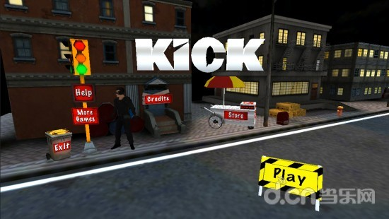 刺激 KICK: The Movie Game