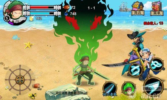 我是海賊王 v1.0.02-Android动作游戏類遊戲下載