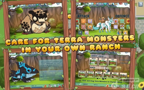 玩冒險App|泰若怪兽 Terra Monsters免費|APP試玩
