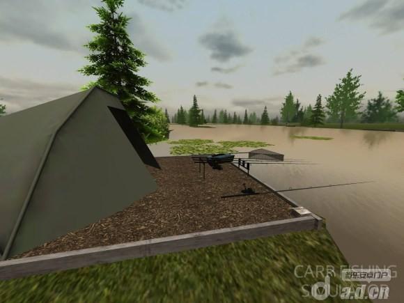 模拟钓鲤鱼 Carp Fishing Simulator