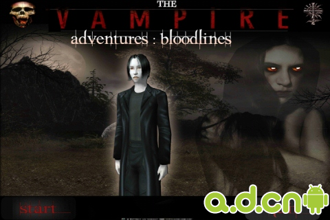 吸血鬼的冒险:血之战 Vampire Adventures: Blood Wars