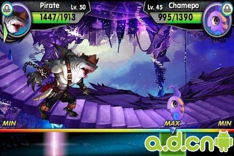 银河怪物大逃亡 Monster Galaxy Exile