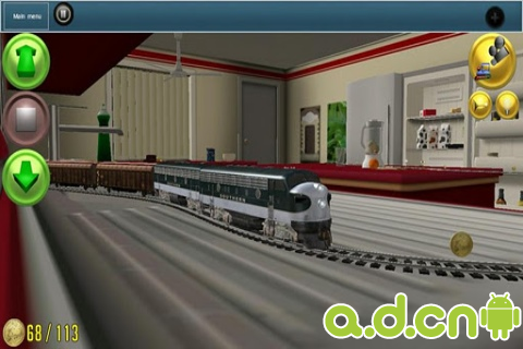 我的玩具火车(含数据包)_截图