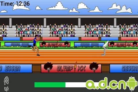 真实奥运会 Olympixx - The mHealth Game
