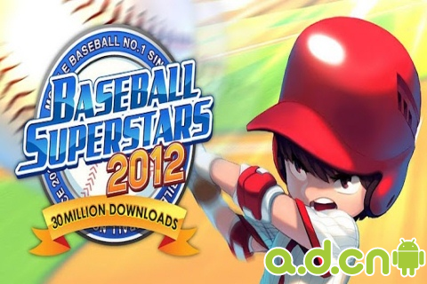超级棒球巨星2012 Baseball Superstars 2012