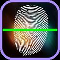 指纹扫描锁_图标