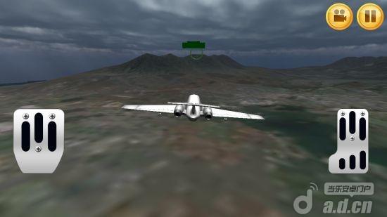 陆军飞机飞行3d